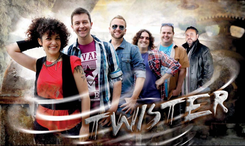 Torrada jove i Orquestra Twister
