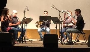 Cicle ermita: quintet de corda i coral corporació musicalusical