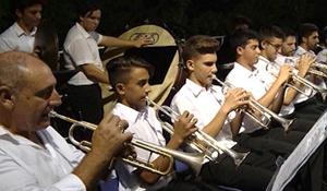 Concert d'estiu de la Banda de la Corporació Musical