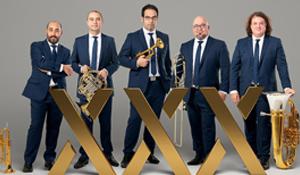 Concert d'spanish brass «30 anys»