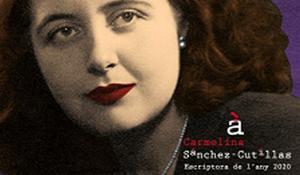 Exposició de l'acadèmia valenciana de la llengua «des de les fronteres del silenci: Carmelina Sánchez- Cutillas» escriptora de l'any 2020