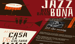Jazzbonna big band & Francisco Blanco 'latino': «Around Mulligan»