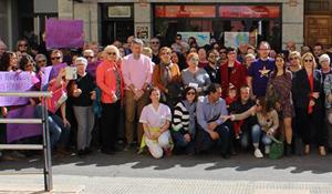 El municipi celebra el 8 de març reclamant una autèntica Igualtat entre homes i dones