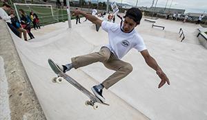 La Pobla de Vallbona es converteix en referent del Parkour i el Skate a Camp de Túria