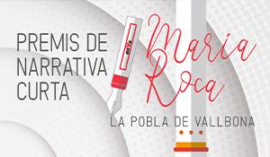 Ajornament de presentació de obres per al concurs literari Maria Roca