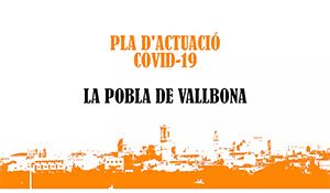 PLA D'ACTUACIÓ DAVANT EL COVID-19