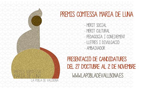 Premis Comtessa Maria de Luna