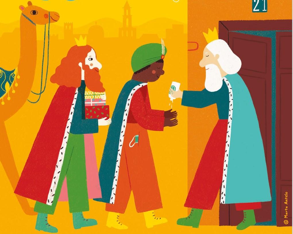 La Regidoria de Festes presenta la Carta de Reis