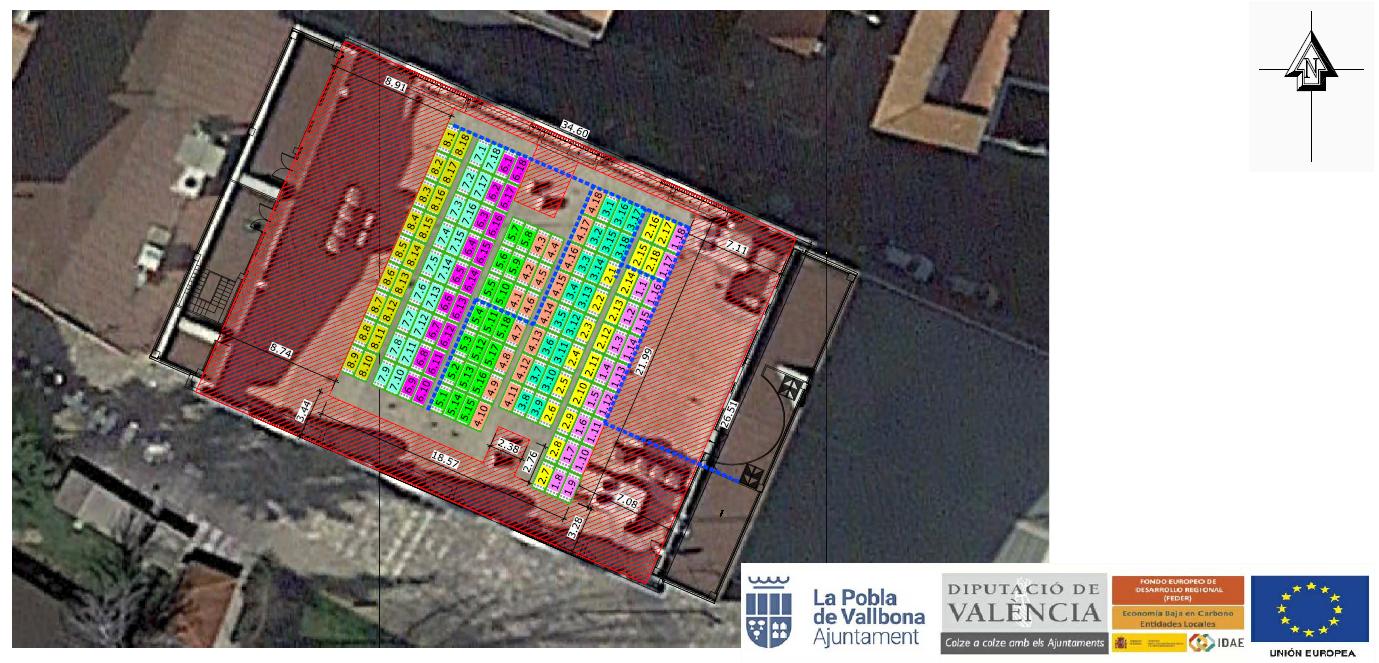 La Pobla de Vallbona instal·larà plaques fotovoltaiques en l'Ajuntament i el Centre Social