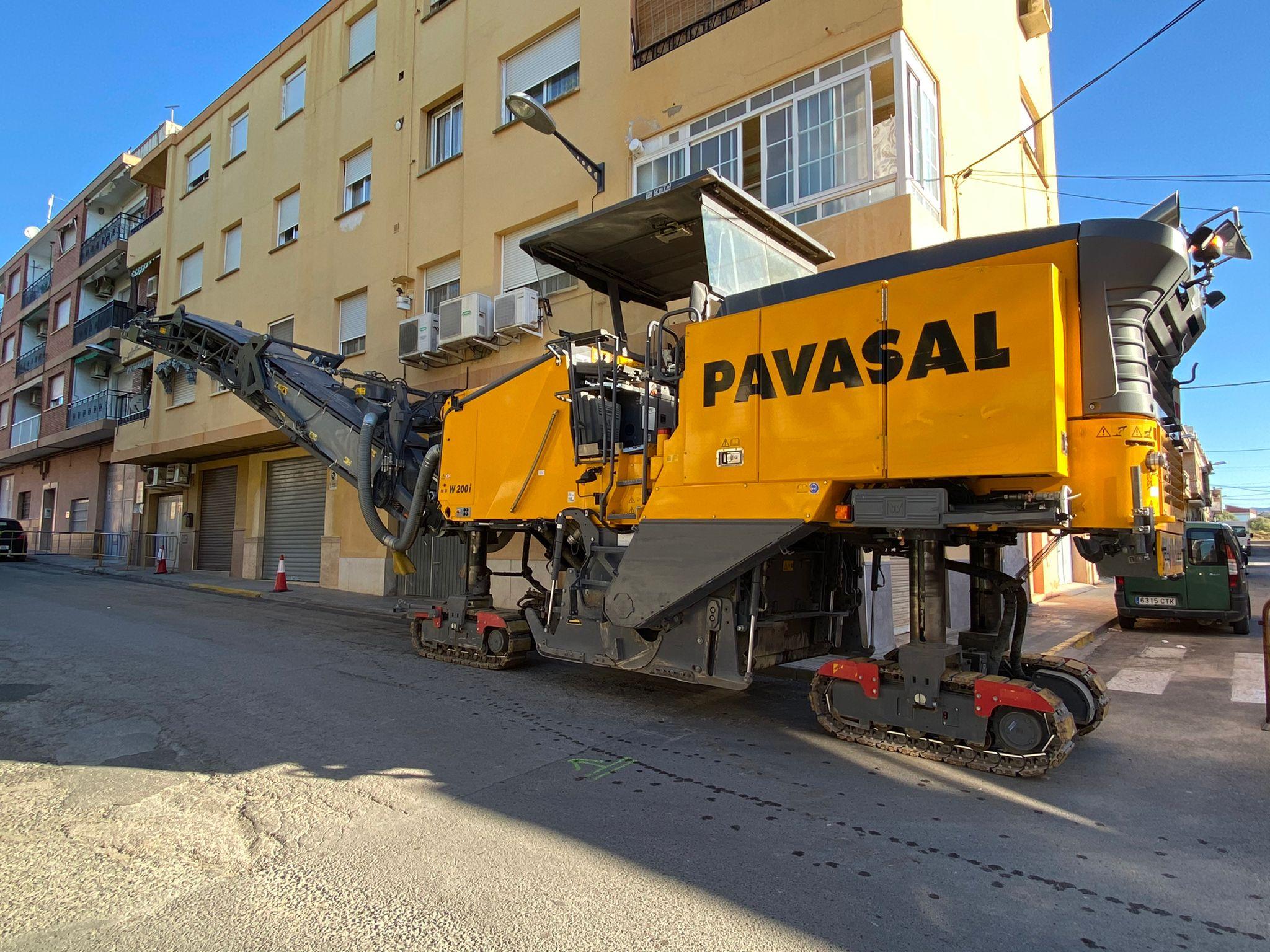 La Pobla destina 77.000 euros del pla d'inversió de la Diputació en asfaltatge de carrers