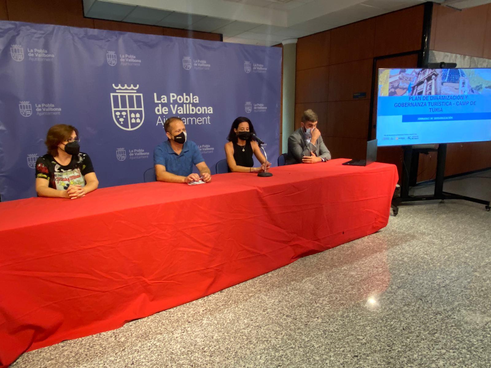 La Pobla acull la presentació del Pla de Turisme Camp De Túria