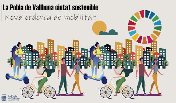 Entra en vigor la nova ordenança de mobilitat de la Pobla de Vallbona