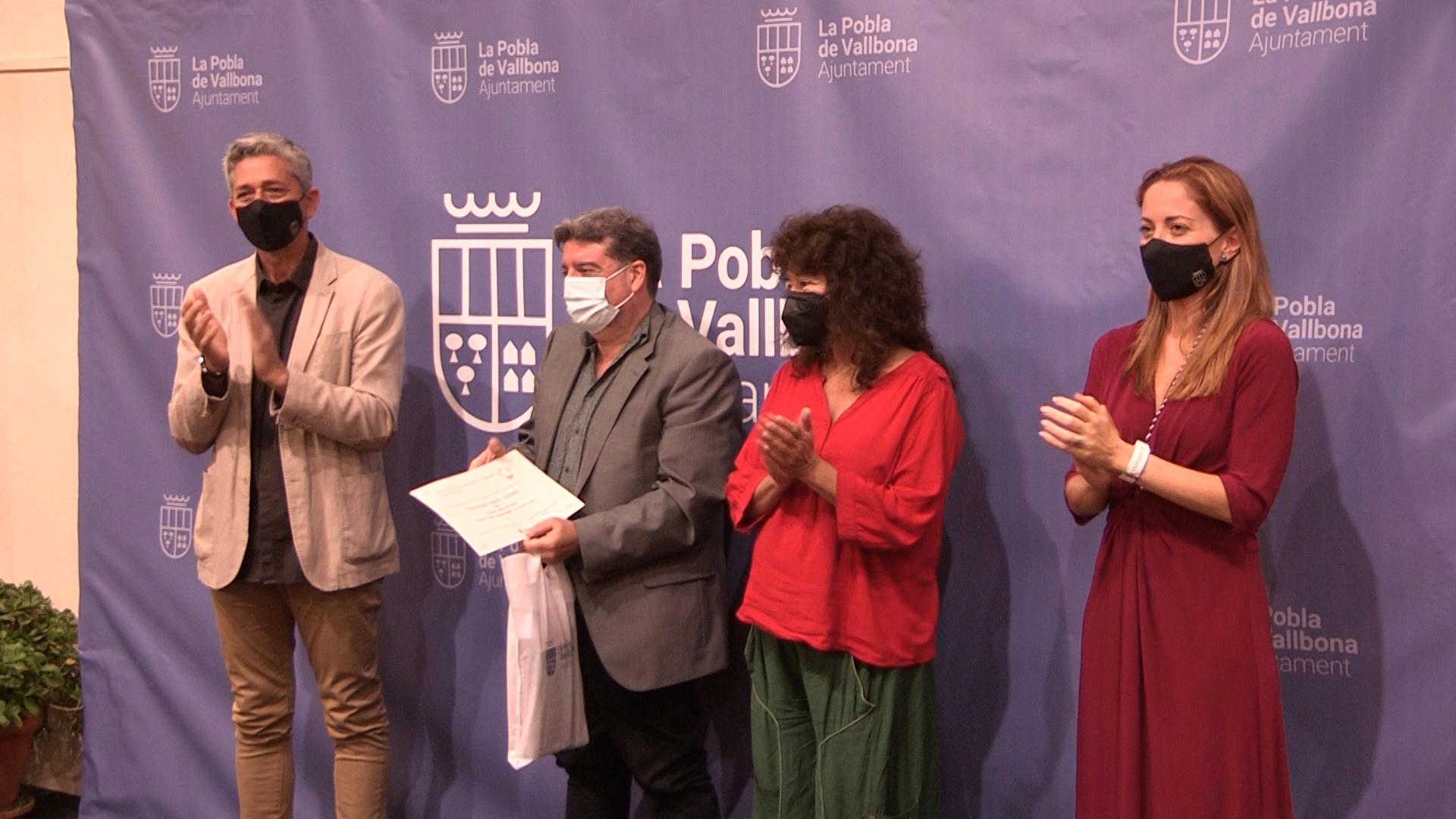 Francesc Viadel i Ferran Bretó guanyen els Premis Literaris Teodor Llorente