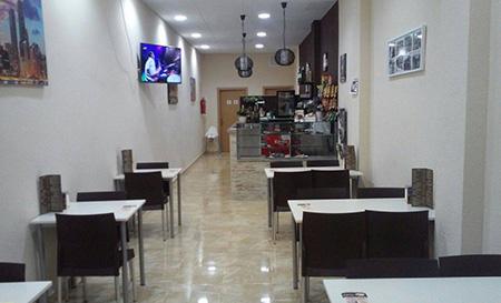 CAFÉ BAR CENTRE