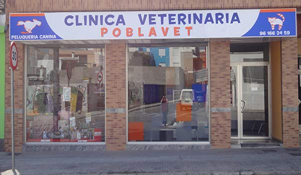 Clínica veterinària POBLAVET